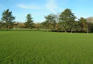 Charmouth Playing Fields Football Pitch