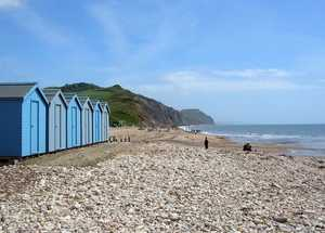 Council Beach Huts