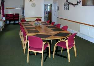The Elms Conference Room