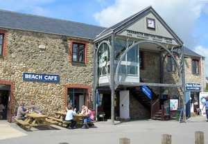 Charmouth Beach Cafe